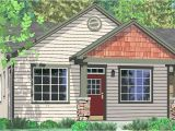 Duplex Home Plans with Garage Duplex House Plans One Story Duplex House Plans D 590