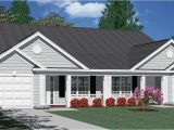 Duplex Home Plans with Garage Houseplans Biz Duplex House Plans Page 1