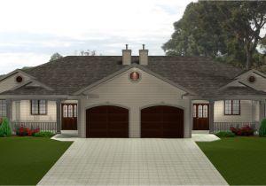 Duplex Home Plans with Garage Modern Large Design Of Trhe 3 Storey Duplex Plans with