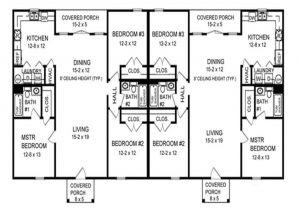 Duplex House Plans 3 Bedrooms 3 Bedroom Duplex Floor Plans 3 Bedroom Duplex Plans with
