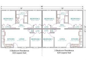 Duplex House Plans 3 Bedrooms Modular Duplex Tlc Modular Homes