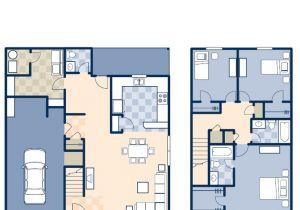 Duplex House Plans 3 Bedrooms Ncbc Gulfport Magnolia Ii Neighborhood 3 Bedroom Duplex