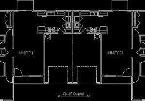 Duplex House Plans 3 Bedrooms One Story Duplex House Plans 3 Bedroom Duplex Plans