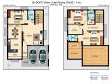Duplex House Plans 40×50 Site Merry 5 Duplex House Plans for 60×40 Site Villa Floor Plan