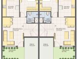 Duplex House Plans 40×50 Site Sigma Realty Quality First