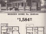 Dutch Colonial Home Plans Dutch Colonial Revival Sears Modern Home No 264b164