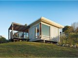 Dwell Small House Plans A Compact Prefab Vacation Home Dwell