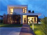 E Plans for Houses Fachadas De Casas Modernas Sem Telhado Aparente