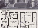 Early 1900s House Plans 1908 Hip Roofed Craftsman Bungalow Plan Vintage Seattle
