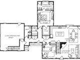 Early American Home Plans Plan W17139cc Early American Cape with Updates
