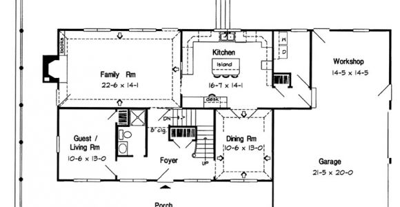 Early American Home Plans Spielberg Early American Home Plan 038d 0029 House Plans
