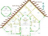 Earth Berm Home Plans Home Plans for A Passive solar Earth Sheltered Home at