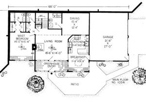 Earth Bermed House Plans Awesome Earth Contact House Plans 13 Earth Sheltered
