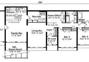 Earth Home Design Plans Earth Sheltered Home Plans Earth Berm House Plans and In