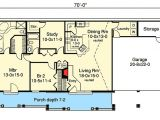 Earth Sheltered Home Floor Plans Earth Berm Home Plan with Style 57130ha Architectural