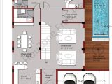 East Face Vastu Home Plan East Facing House Plan Houzone