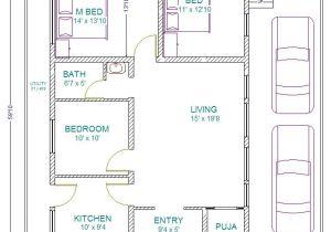 East Facing Vastu Home Plan 1 Bhk East Facing Vastu Home Plan Joy Studio Design