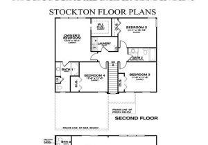 Eastbrook Homes Floor Plans Stockton Floor Plan by Eastbrook Homes Square Footage