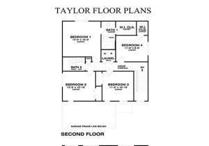 Eastbrook Homes Floor Plans Taylor Floor Plan by Eastbrook Homes Square Footage 1720
