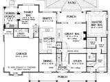 Eastlake House Plan First Floor Plan Of the Eastlake House Plan Number 1256