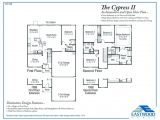 Eastwood Homes Cypress Floor Plan Lovely Eastwood Homes Floor Plans New Home Plans Design