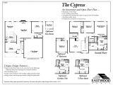 Eastwood Homes Floor Plans Eastwood Homes Floor Plans Beautiful Cypress Eastwood