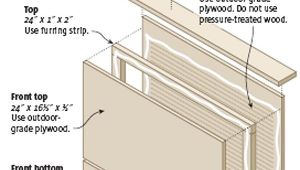 Easy Bat House Plans Bat Houses On Pinterest Bat House Plans Bats and Mosquitoes
