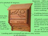 Easy Bat House Plans Small Bat House Plans Bat House Plans Blueprints House