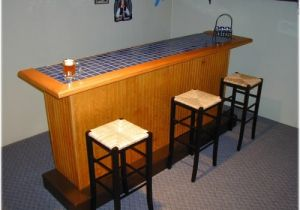 Easy Home Bar Plans Free Woodworking How to Use A Router
