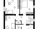 Easy Home Plans Simple 2 Story House Plans Smalltowndjs Com
