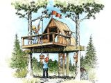Easy to Build Tree House Plans Easy to Build Treehouse B4ubuild