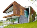 Eco Friendly Home Plans Eco Friendly House Design Villa Jewel Box with An