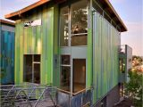 Eco Home Design Plans Modern Affordable Eco Friendly Home by Case Architects
