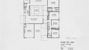 Eichler Home Floor Plans Eichler Floor Plans Fairhills Eichlersocaleichlersocal