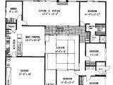 Eichler Home Floor Plans Joseph Eichler Floor Plans Eichler Real Estate