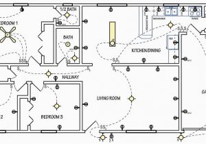 Electrical Symbols for House Plans Electrical Symbols are Used On Home Electrical Wiring
