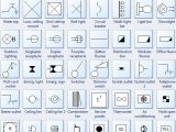 Electrical Symbols for House Plans Home Wiring Plan software Making Wiring Plans Easily