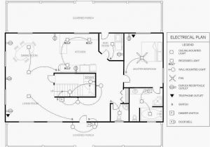 Electrical Symbols for House Plans House Electrical Plan Electrical Engineering World