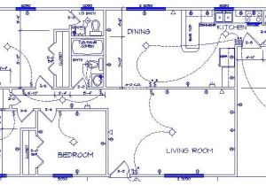Electrical Symbols for House Plans T T Understanding A Residential Electrical Plan