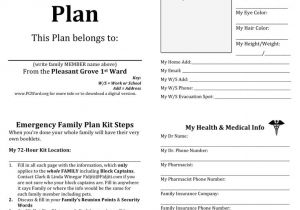 emergency preparedness plan for home daycare emergency preparedness plan template for daycare