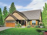 Empty Nest Home Plans 3 Bedroom Empty Nester House Plan 69573am
