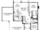 Empty Nester House Plans with Basement Empty Nester Plan 1 House Plans Pinterest House