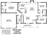 Empty Nester House Plans with Basement Home Architecture House Plan Old Wesley Open Home Floor
