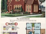 English Cottage Home Plans 1927 American Builder Goodrich by Radford This English