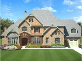 English Country Home Plans English Country Style House Plans 4222 Square Foot Home