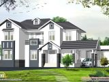 English Home Plans English Style Home 2424 Sq Ft Kerala Home Design and