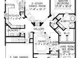 English Home Plans Lynford English Craftsman Cottage
