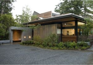 Environmental House Plans Jetson Green Ellis Residence Has A Lush Green Roof