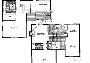 Essex Homes Floor Plans Essex Model In the Deerpath Subdivision In Vernon Hills