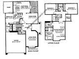 Essex Homes Floor Plans Essex Model In the Enclave Subdivision In Arlington